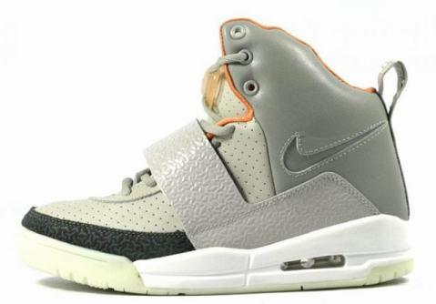 Kanye West Nike Air Yeezy 1(I) Grey/Orange