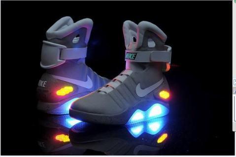 Nike Air Mag Glow In Dark
