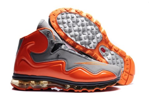 Nike Air Max Flypoiste Orange/Grey