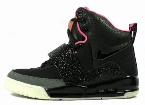 Kanye West Nike Air Yeezy 1(I) Black/Pink instock