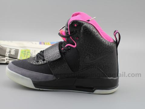 Kanye West Nike Air Yeezy 1(I) Black/Pink instock