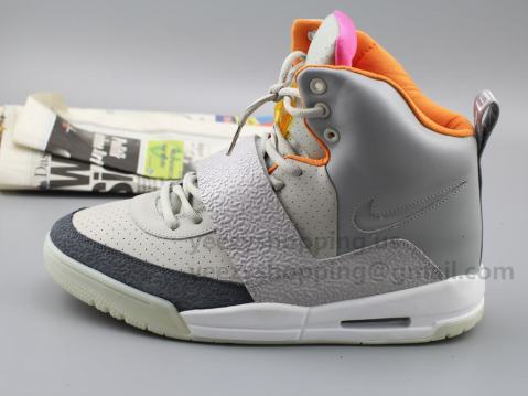 Nike Air Yeezy 1(I) Grey/Orange